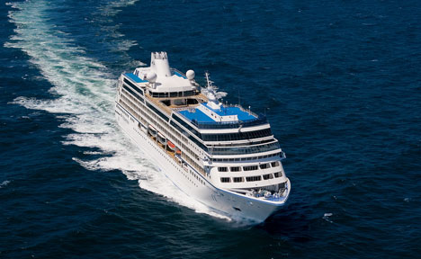 Pied Piper Travel : cruise-info